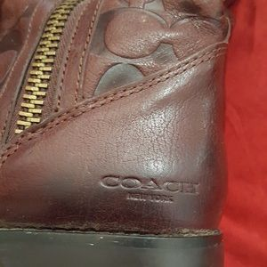 Coach beautiful boots